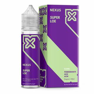 Nexus Super Loe Shortfill