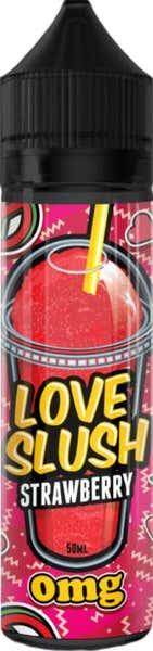 Strawberry Slush Shortfill by Love Slush