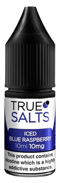 Iced Blue Raspberry Nicotine Salt by True Salts