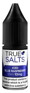 True Salts Iced Blue Raspberry Nicotine Salt