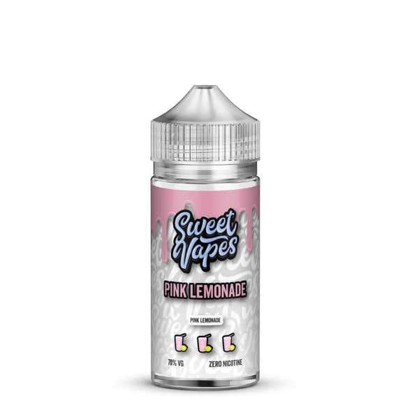 Pink Lemonade Shortfill by Sweet Vapes