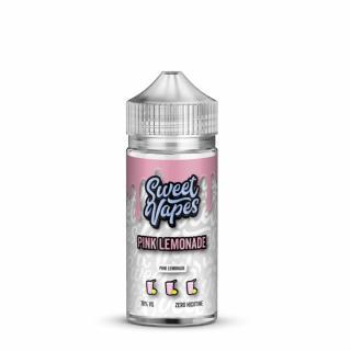 Sweet Vapes Pink Lemonade Shortfill