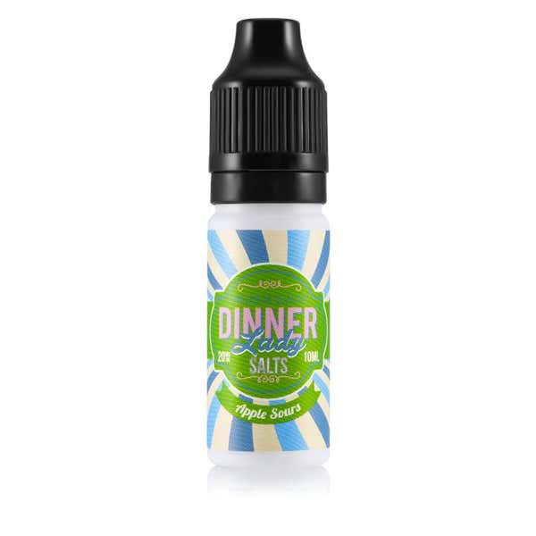 Apple Sours Nicotine Salt by Dinner Lady