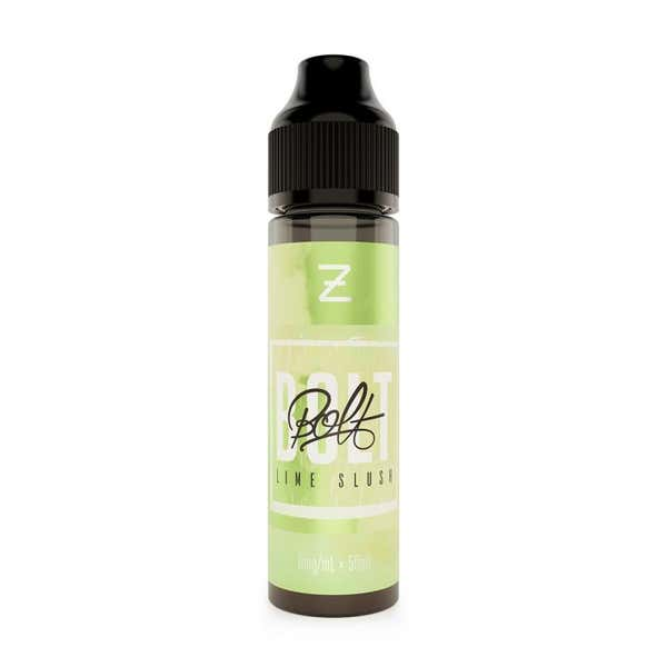 Lime Slush Shortfill by Bolt