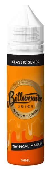 Tropical Mango Shortfill by Billionaire Juice