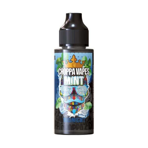 Midnight Shortfill by Choppa Vapes
