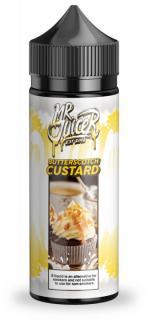 Mr Juicer Butterscotch Custard Shortfill