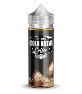 Nitros Cold Brew Macchiato Shortfill