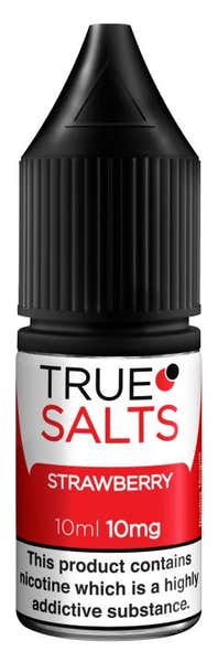 Strawberry Nicotine Salt by True Salts