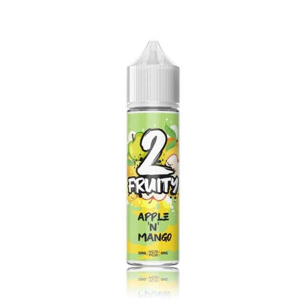 Apple N Mango Shortfill by 2 Fruity