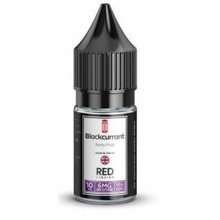 RED Blackcurrant Regular 10ml