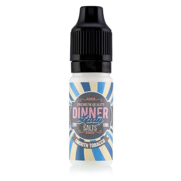 Smooth Tobacco Nicotine Salt by Dinner Lady