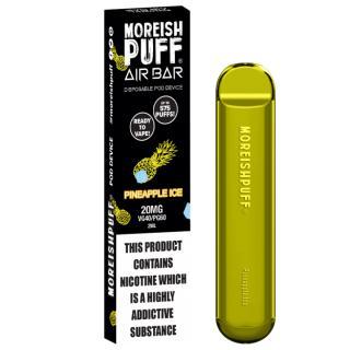Moreish Puff Pineapple Ice Disposable Vape