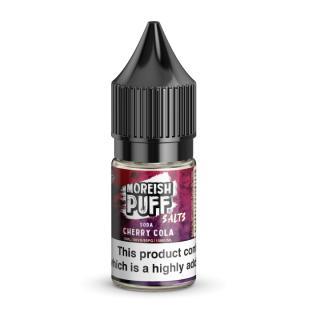 Moreish Puff Cherry Cola Soda Nicotine Salt