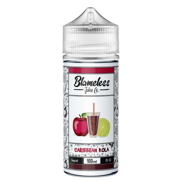 Caribbean Kola Shortfill by Blameless Juice Co