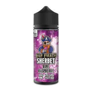 Old Pirate Sherbet Ripe Raspberry Shortfill