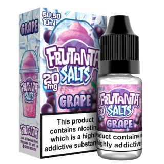 Frutanta Frozen Grape Nicotine Salt