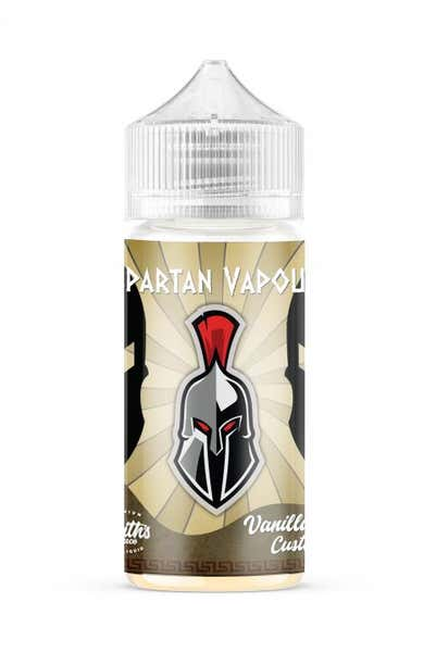 Custard Shortfill by Spartan Vapour