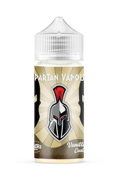 Vanilla Custard Shortfill by Spartan Vapour