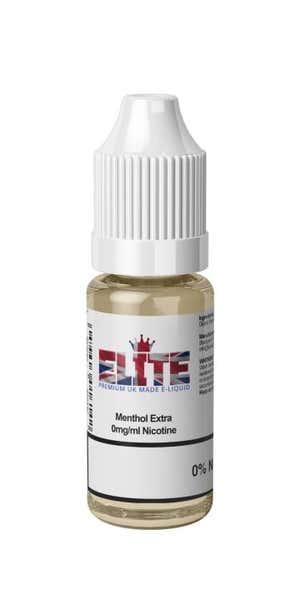 Menthol Extra Regular 10ml by Elite