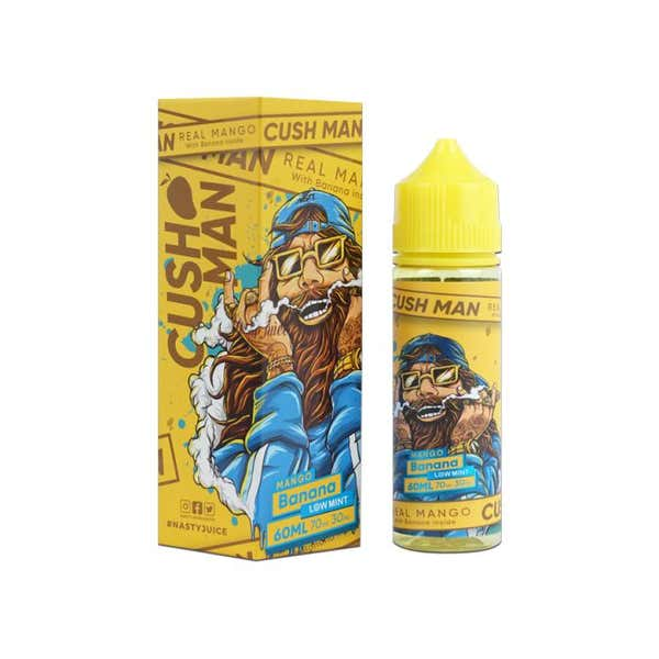 Mango Banana Shortfill by Nasty Juice