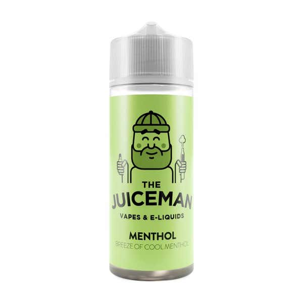 Menthol Shortfill by The Juiceman