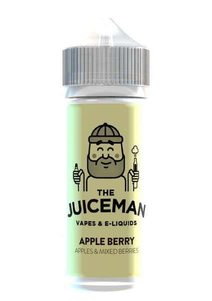 Apple Berry Shortfill by The Juiceman
