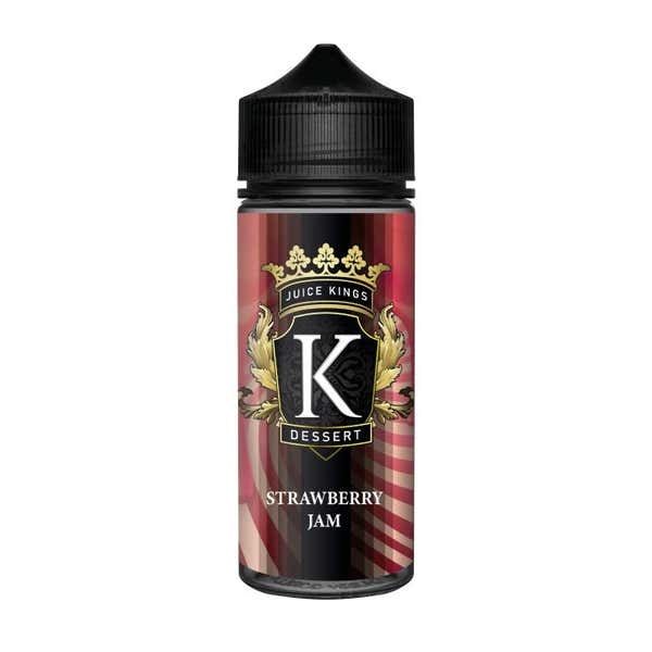 Strawberry Jam Shortfill by Juice Kings