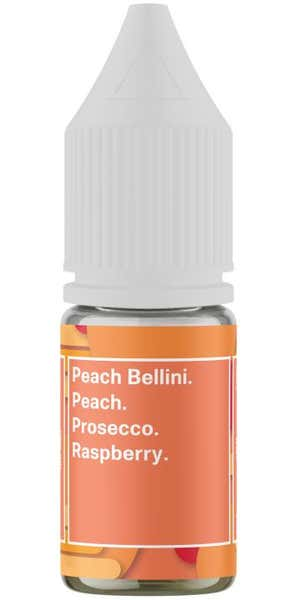 Peach Bellini Nicotine Salt by Supergood