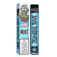 Mint Disposable by Zombie Bar