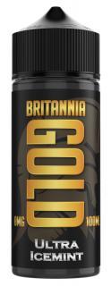 Britannia Gold Ultra Icemint Shortfill