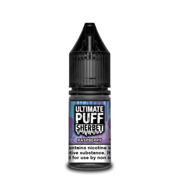 Raspberry Regular 10ml by Ultimate Puff