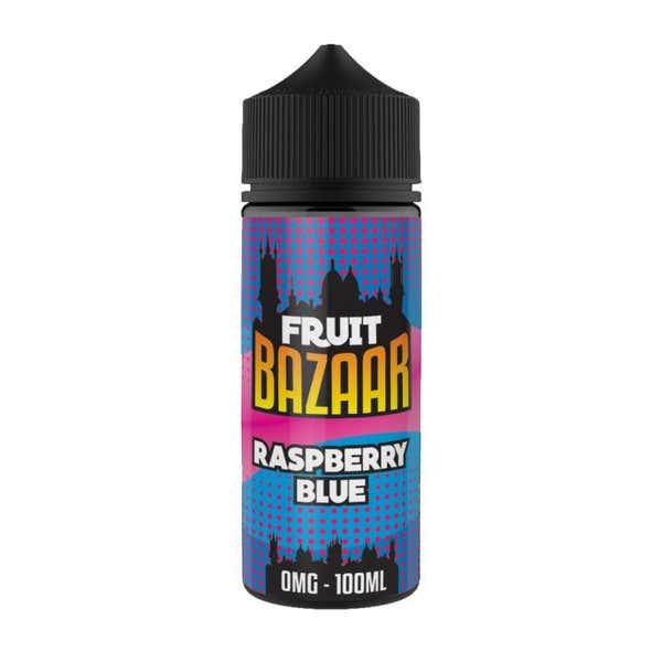 Raspberry Blue Shortfill by Bazaar