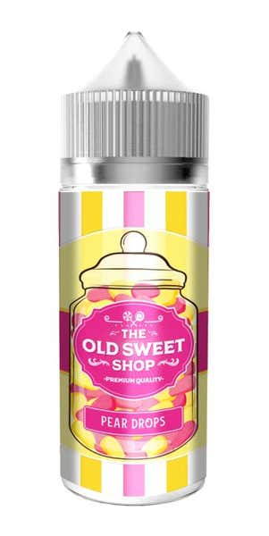 Pear Drops Shortfill by The Old Sweet Shop