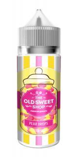 The Old Sweet Shop Pear Drops Shortfill
