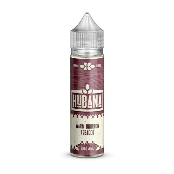 Warm Bourbon Tobacco Shortfill by Hubana