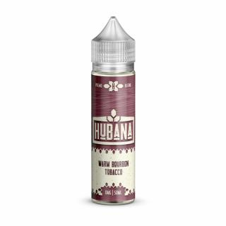 Hubana Warm Bourbon Tobacco Shortfill