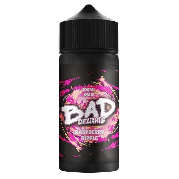 Raspberry Ripple Shortfill by BAD Juice