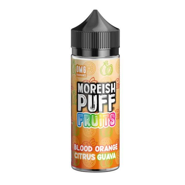 Blood Orange Citrus Guava Shortfill by Moreish Puff