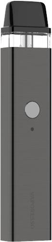 Matte GreyStainless Steel XROS Vape Device by Vaporesso