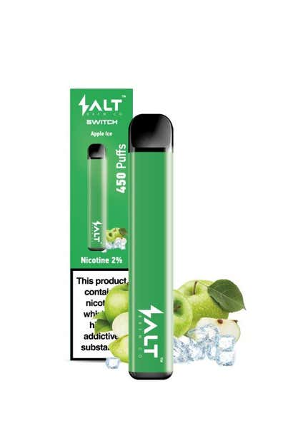Apple Ice Disposable by Salt Switch