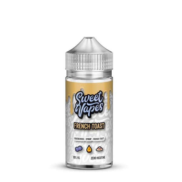 French Toast Shortfill by Sweet Vapes