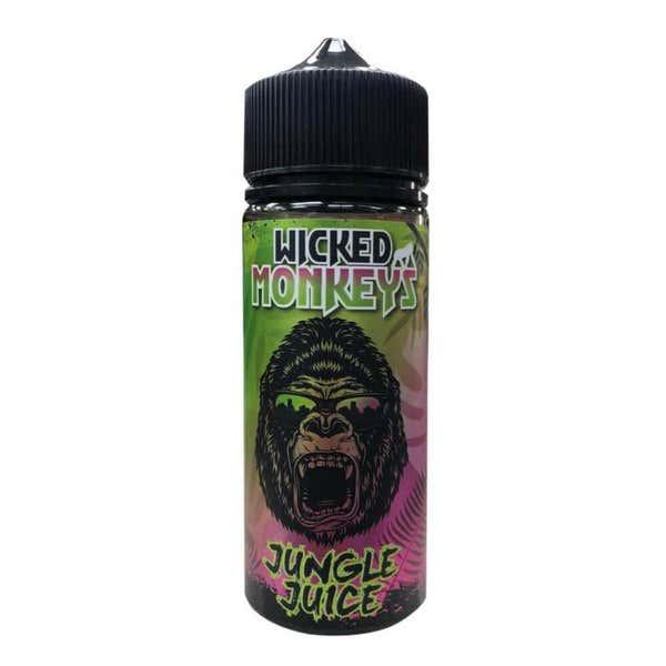 Jungle Juice Shortfill by Wicked Monkey