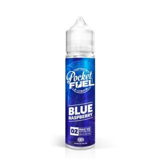 Pocket Fuel Blue Raspberry Shortfill