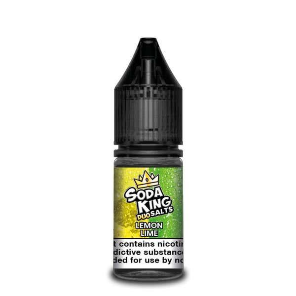 Duo Lemon And Lime Nicotine Salt by Soda King