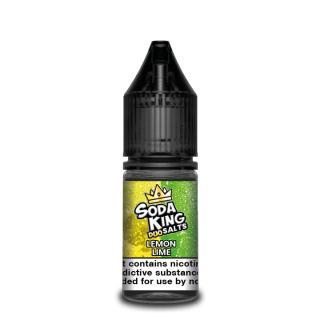 Soda King Duo Lemon And Lime Nicotine Salt