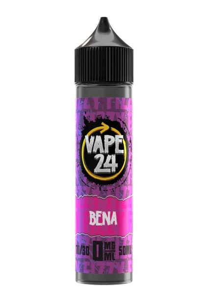Fizzy Bena Shortfill by Vape 24
