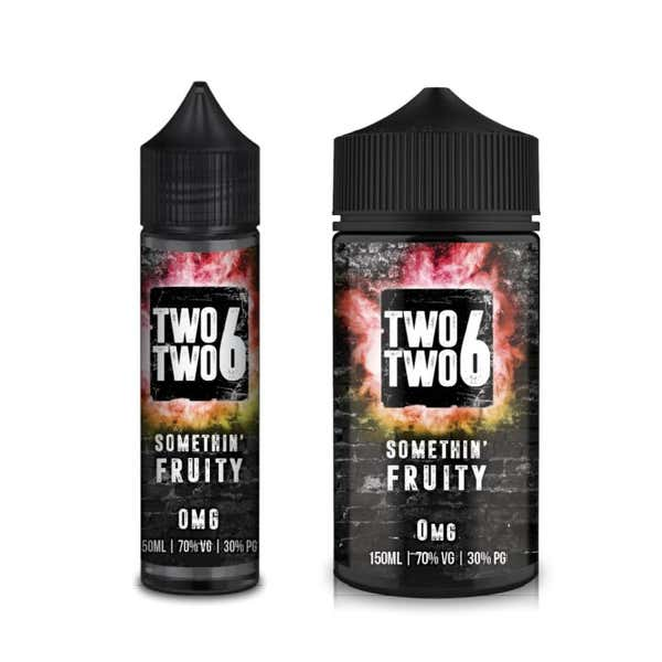 Somethin Fruity Shortfill by Two Two 6
