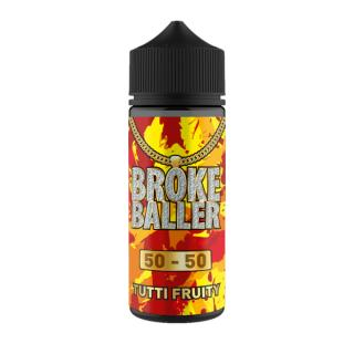 Broke Baller Tutti Fruity Shortfill