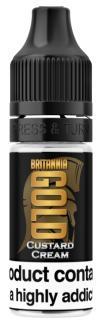 Britannia Gold Custard Cream Regular 10ml